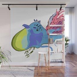 COLORBIRD Wall Mural