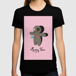 Voodoo doll. Happy love T-shirt