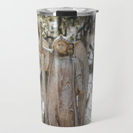Bonaventure Cemetery Angel Travel Mug