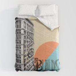 Love Builds Up Comforters