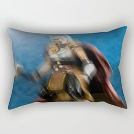 Thor, the Goddess of Thunder Rectangular Pillow