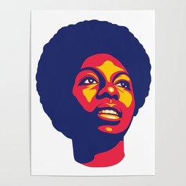 Simone Poster