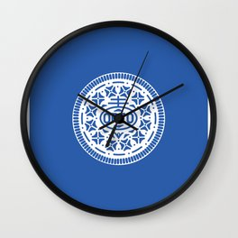 """""""OREO"""" Biscuit poster Wall Clock"""