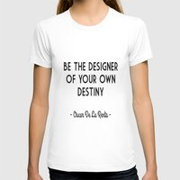 destiny T-shirts featuring Destiny by I Love Decor