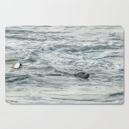 Harbor Seal, No. 2 Cutting Board