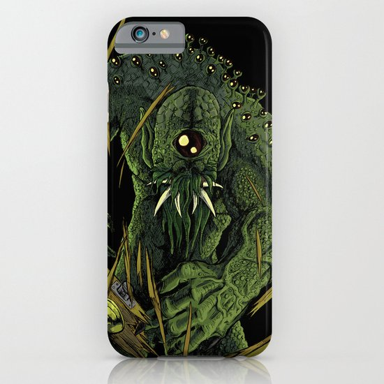 The Unspeakable Guilt Beast iPhone & iPod Case