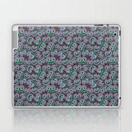 purple pumpkins Laptop & iPad Skin