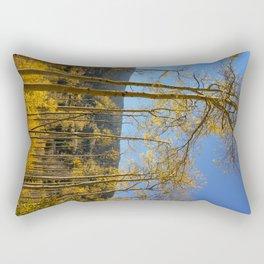 Aspen Autumn Forest 7451 - Aspen, Colorado Rectangular Pillow