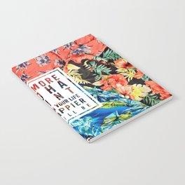 Aloha Print Life Notebook