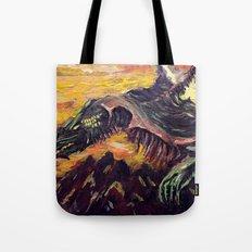 Blight Dragon Tote Bag