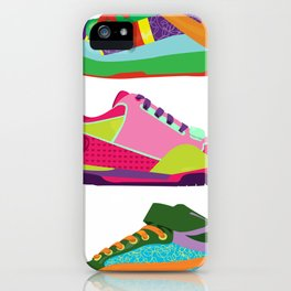 My Kicks iPhone Case