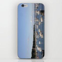 Cape Cod Harbor iPhone Skin