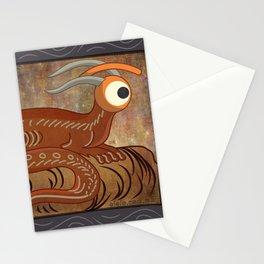 cerastes eye Stationery Cards