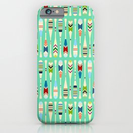 Meet Me at the Lake iPhone Case