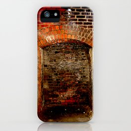 Cheviot Tunnel - Enclaves iPhone Case