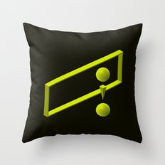The LATERAL THINKING Project - Contexto Throw Pillow