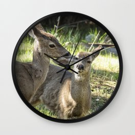 You Scratch My Ear... Wall Clock