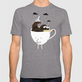 Brainstorming Coffee T-shirt