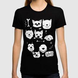 Doggy Doodles T-shirt