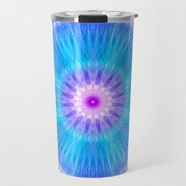Portal of Life Mandala Travel Mug