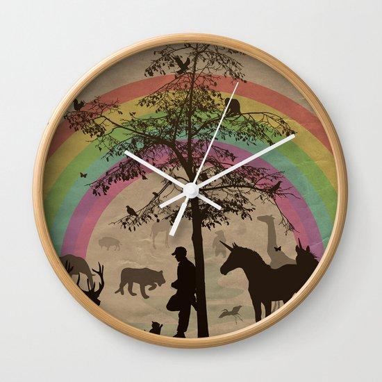 Kingdom Wall Clock
