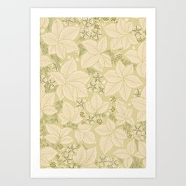 "William Morris ""Bramble"" 5. Art Print"