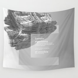 Genetic Algorithms Wall Tapestry