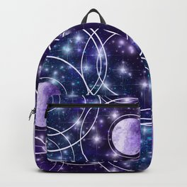 The Way To Gallifrey Backpack