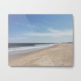 Salisbury Beach Metal Print