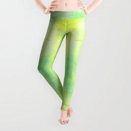 Greenery Abstract Leggings