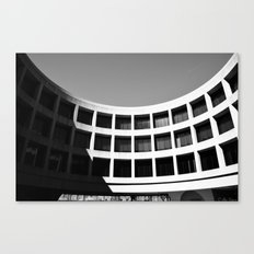 Brutal Arch Canvas Print