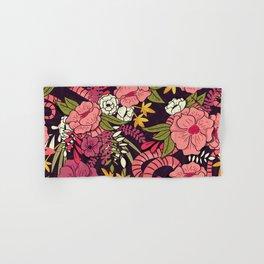 Jungle Pattern 001 Hand & Bath Towel