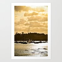 shining Art Prints featuring Shining by JJ Images