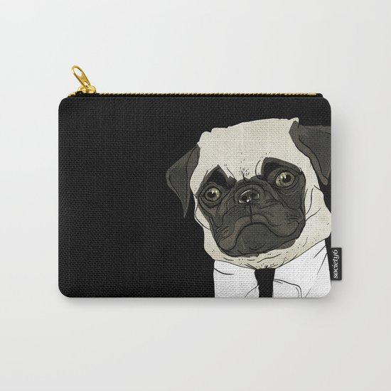 puggetaboutit Carry-All Pouch