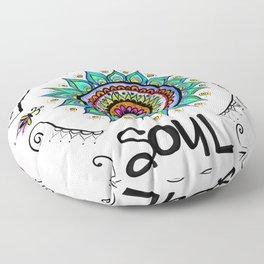 Gypsy Soul Floor Pillow