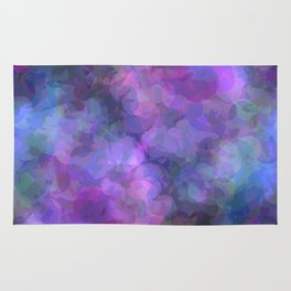 Blueberry Bubbles Rug