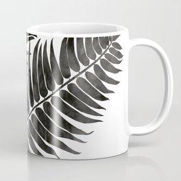 Palm Leaf Coffee Mug
