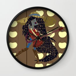 I'm just your problem - Marceline Wall Clock