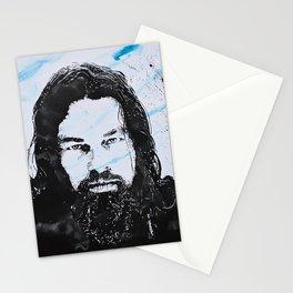 Leonardo DiCaprio -The revenant Stationery Cards