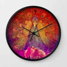 :: Happy Hour ::  by GaleStorm and Ganech Joe Wall Clock