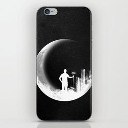 Lunar Theory iPhone Skin