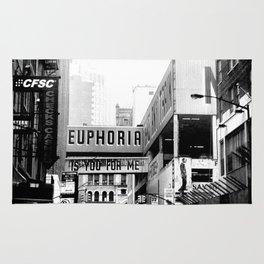Euphoria Black & White Rug