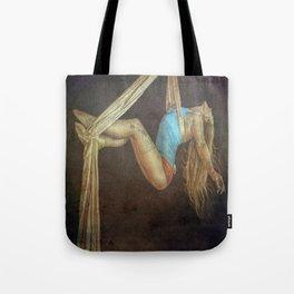 Keep Her in Suspense Tote Bag