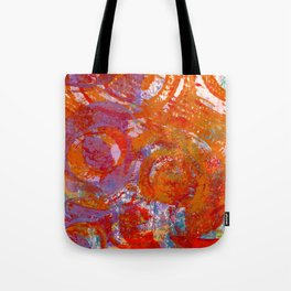 Imperial Amaranth Tote Bag