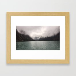 Lake Titicaca - Puno, Peru Framed Art Print