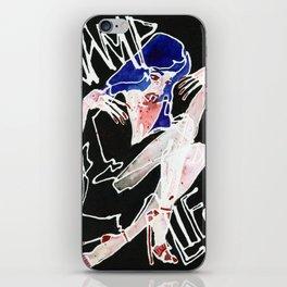 Vamp Life iPhone Skin