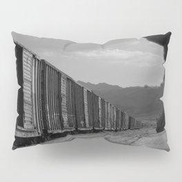 Nuke Train Pillow Sham