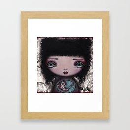Yuri Framed Art Print