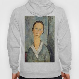 "Amedeo Modigliani ""Girl in a Sailor's Blouse"" Hoody"
