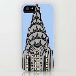 The Chrysler Building Would Look All Wrong in Nappa iPhone Case